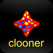 Clooner icon