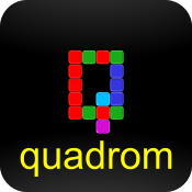Quadrom icon