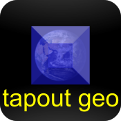 TapOut Geo icon